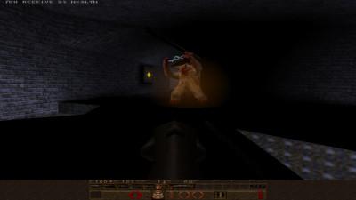 Quake har også satt verdensrekord i mengden brunfarge brukt i ett og samme spill.