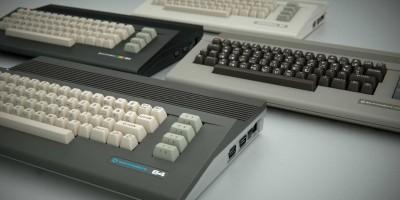 Nye hus for Commodore 64-maskinvaren din.