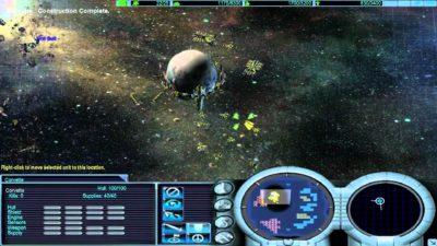 Conquest: Frontier Wars er et spill fra «gigantisk grensesnitt»-tidsalderen.