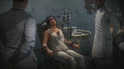 Kate Walker er tilbake, men hun er visst ikke helt frisk.