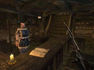 Morrowind er kanskje mitt favorittrollespill.