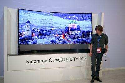 Her gir 4K mening. Men skal man fokusere på de få med gigantiske TV-apparater fremfor alle oss andre? Bilde: By Janitors/Flickr.