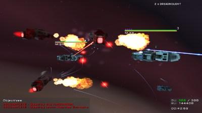Homeworld-spillene leverte grensesprengende romstrategi.
