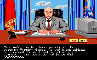 Enkelte kjente spill er ikke nødvendigvis så mye bedre på Amiga, men fortsatt litt annerledes.