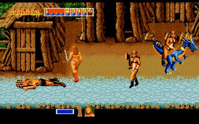 Amiga fikk også gode versjoner av kjente arkadespill.
