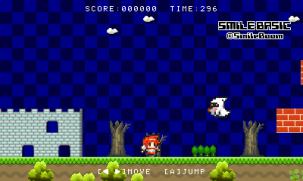 Sample Game 3 - Jump Kun