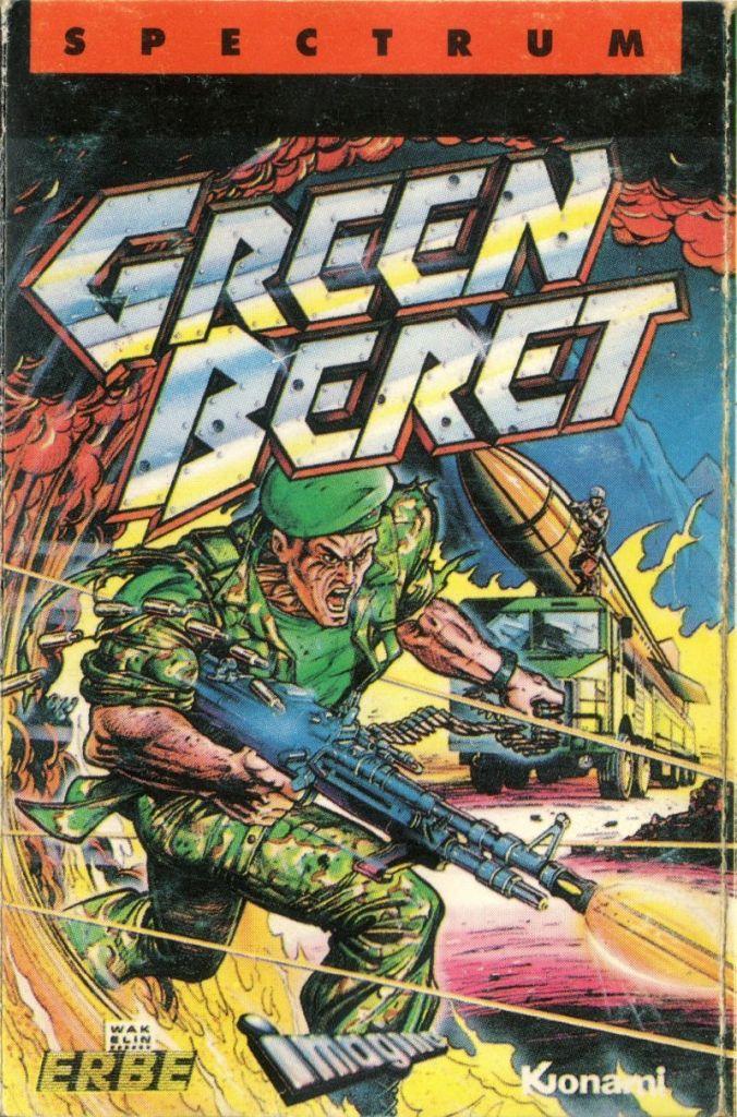 Veldig tegneserieaktig og actionfylt boksbilde, og en favoritt hos mange.