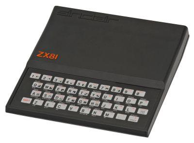 ZX81. Bilde: Evan Amos.
