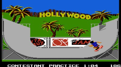 Enda et bilde fra NES-versjonen.