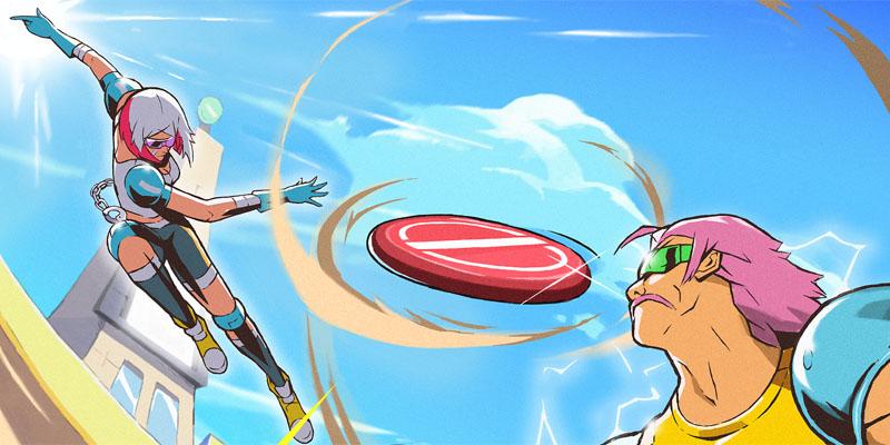 windjammers 2