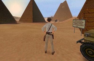 Veldig fine pyramider.