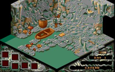 Jeg har alltid syntes hovedpersonen i Cadaver ser litt rar ut. Bilde: Mobygames.
