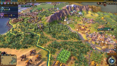 Sid Meier's Civilization VI.