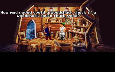 Klassiske eventyrspill gir deg svar på de store spørsmålene.