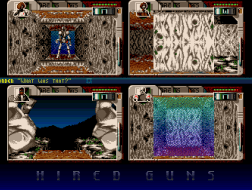 hired guns amiga 007
