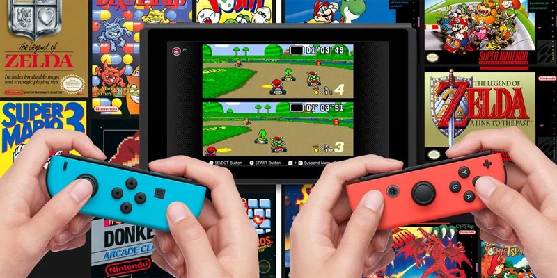 snes nintendo switch online