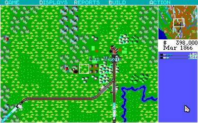 Spillet finner sted i miljøer med autentiske rammer, men dataskapte detaljer.