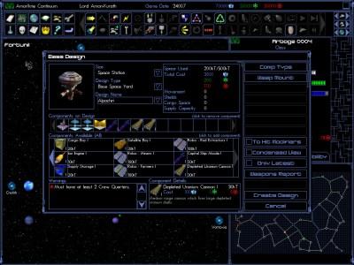 Space Empires IV. Jeg er usikker på om jeg hadde turt å prøve dette spillet igjen.