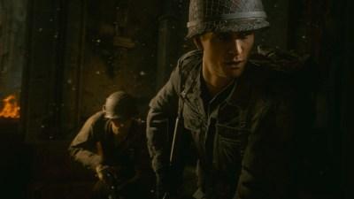 Heroiske, amerikanske soldater.