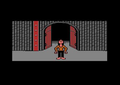 Man kan velge om man vil spille som mann eller kvinne. Uansett er det ingen vei utenom labyrinten.