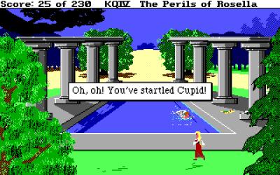 Det blir ikke noe kjæreste på henne i dette spillet.