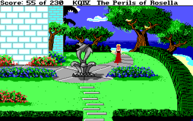 kings quest iv 166