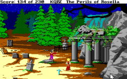 kings quest iv 230