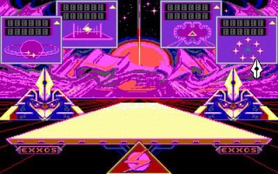 Lurer på hvorfor spillet heter Purple Saturn Day.