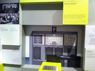 Maskinen Nimrod kan ha vært en inspirasjonskilde. Bilde: Chuck SMITH, CC BY-SA 3.0