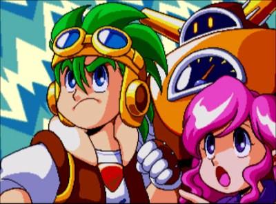 Clockwork Aquario. Westone er mest kjent som originalutvikleren av Wonder Boy-serien.