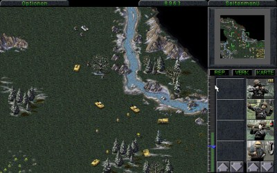 Command & Conquer.
