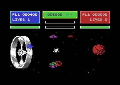 Gyropod har et stilig romskip, men er ikke spesielt gøy.