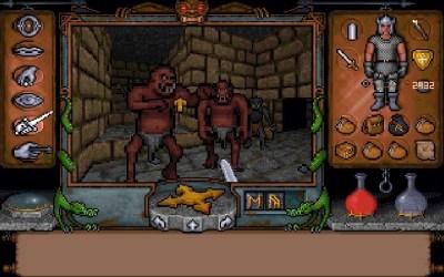 Ikke inkludert: Ultima Underworld.