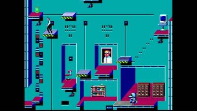 Impossible Mission II er vel mer kjent på Commodore 64.