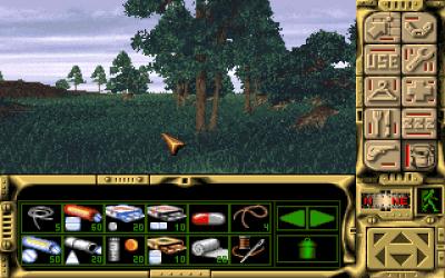 Det ser ofte ganske fint ut til å være et 3D-spill fra 1994.