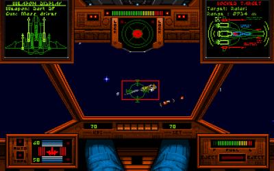 Wing Commander på PC.