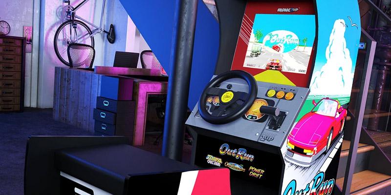 outrun arcade1up