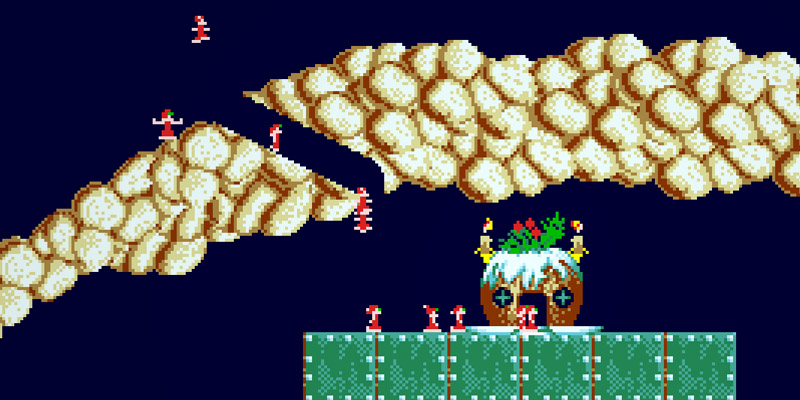 holiday lemmings 93
