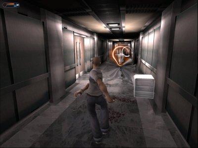 Joda, det ser ut som et PS2-spill, men det har noen kule effekter.