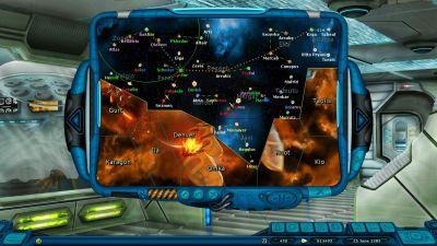 Planeten Arrakis er med, men om det er sandormer på den vites ikke.
