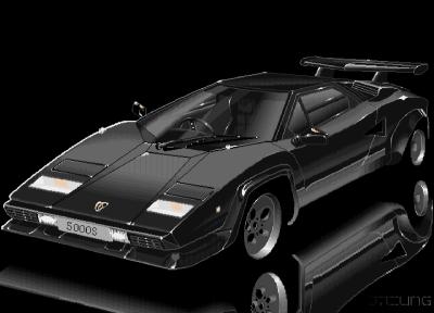 Vi hadde vel alle en «tegne superbiler»-periode.