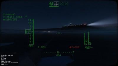 Spillet har dynamisk døgnsyklus.