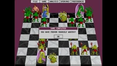 Grandmaster Chess.