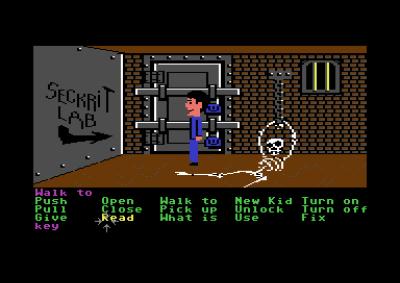 Vi skal huske på at spillet opprinnelig kom i 1987, og ble laget for en datamaskin med 64 kilobytes med RAM.
