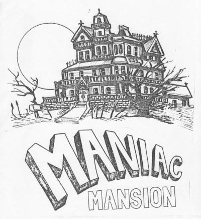 Den første beskrivelsen av Maniac Mansion. Det er LucasArts-veteranen Aric Wilmunder som har skannet dokumentet.