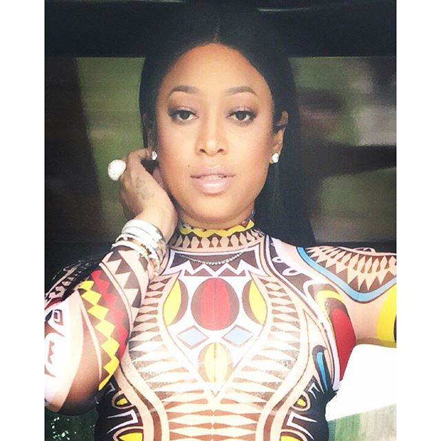Trina And Fan Have A Fight Outside Miami Night Club