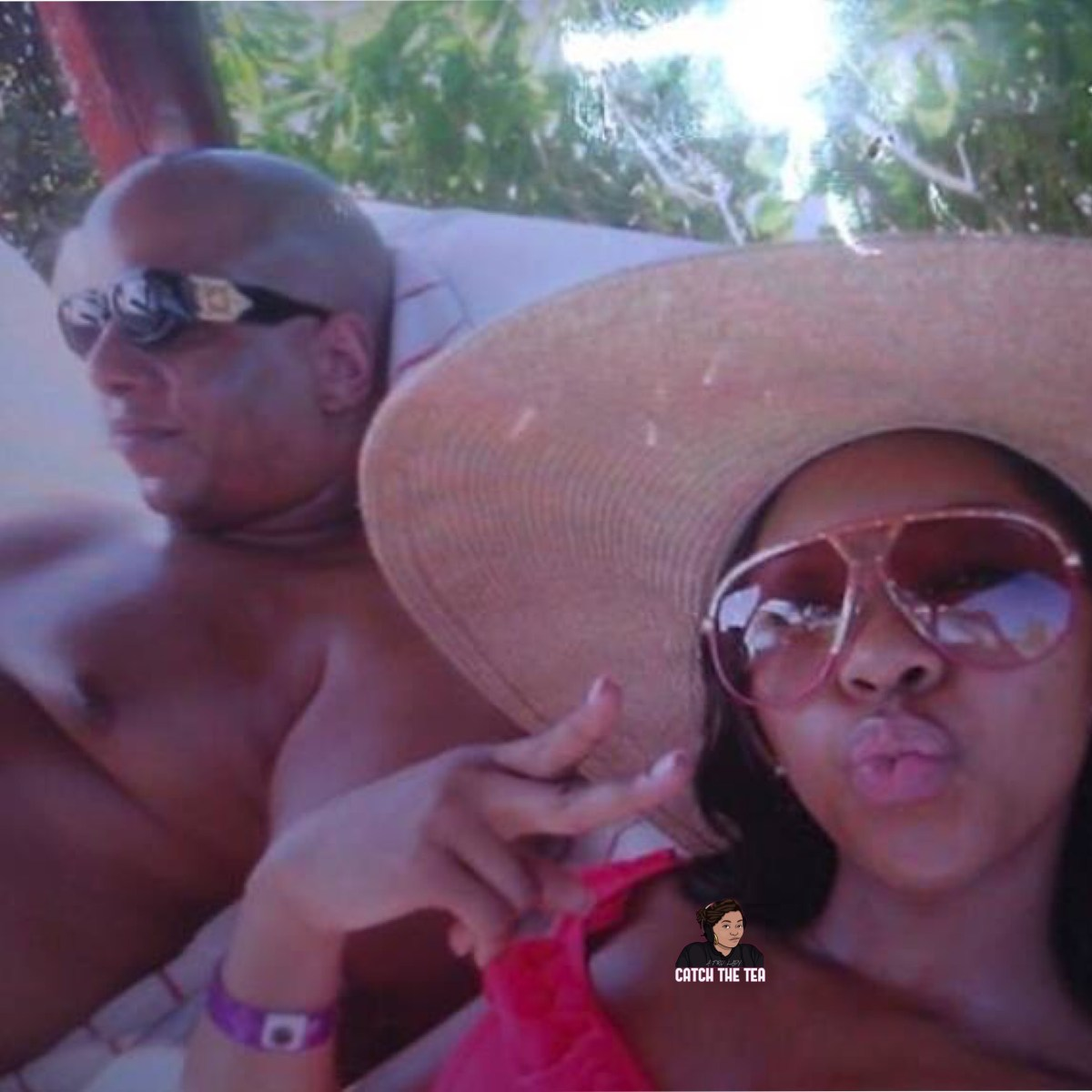 Pictures surface of Wendy Williams Husband Kevin and his ALLEGED Mistress