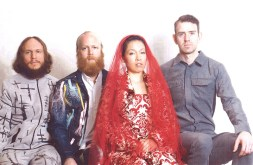 SPILL LIVE REVIEW: LITTLE DRAGON @ THE DANFORTH MUSIC HALL ...