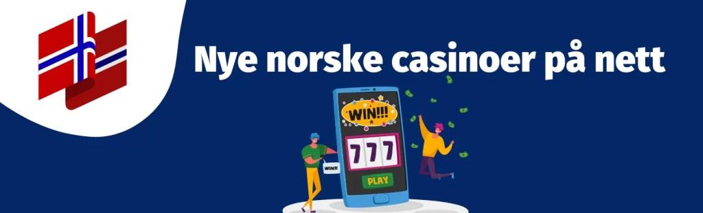 Nye-norske-casinoer-på-nett