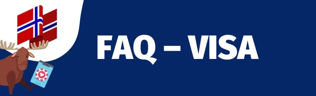 FAQ-VISA
